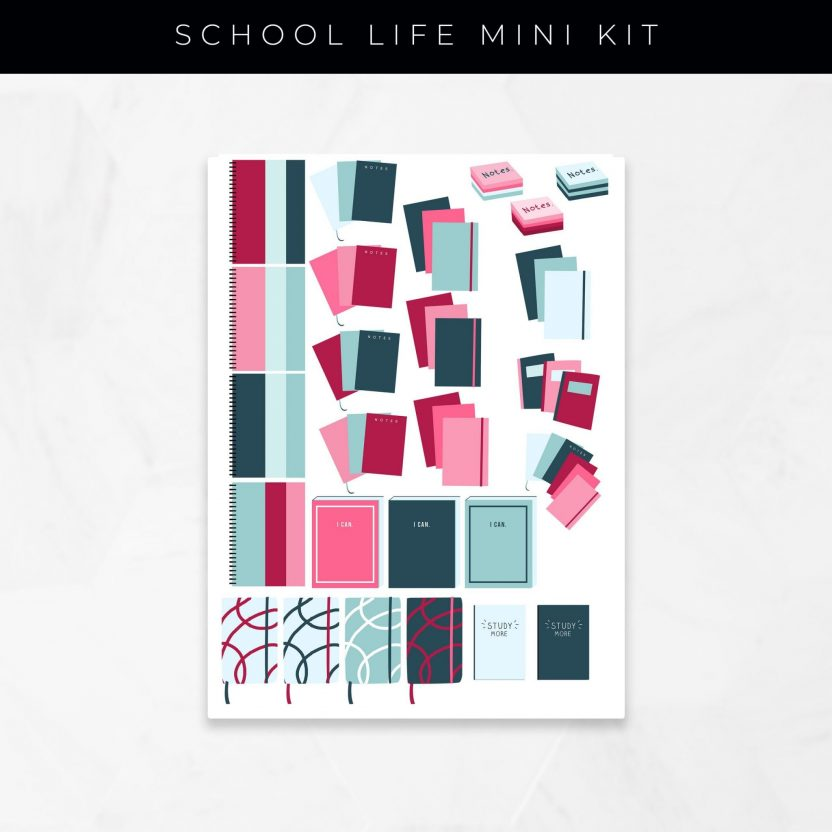 School Life Mini Kit