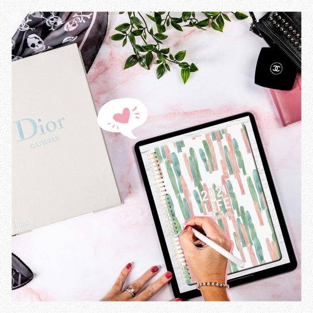 Have you checked out our latest Ultimate 2021 Life Planner? This one's a personal fave! Featuring our 2021 Ultimate Life Planner in Pink Desert 🌵 __  #worthygal #2021planner #worthygalplanner #worthygalplanners #pinkplanner #portraitplanner #pinkandgreenplanner #desertplanner #desertplannergirl #2021isouryear