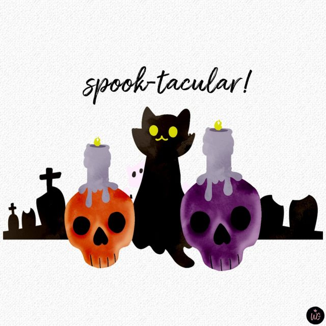 Who's excited for Halloween as we are? Ready for a Spooktacular celebration? 🎃  Featuring our Halloween vol 2 stickers __  #worthygal #halloweenstickers #trickortreat #trickortreat🎃 #trickortreat2020 #halloweencostume #halloweendecor #spookyseason #spookyszn #digitalstickers #digitalsticker