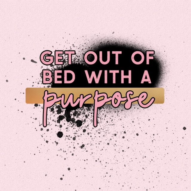 We hear this a lot.. what's your WHY? Getting out of bed with a firm belief that we have a purpose and goals to crush allows you to have a GOOD day, no matter what happens.  Drop a YES if you believe in this! ✨ __  #worthygal #worthygaldigital #worthygalstickers #beaworthygal #youareworthy #wakeupwithpurpose #setyourintentions #bossbabe #bossbabesociete #planyourgoals #planyourlife #planyourday #businessbabes #businessbabescollective