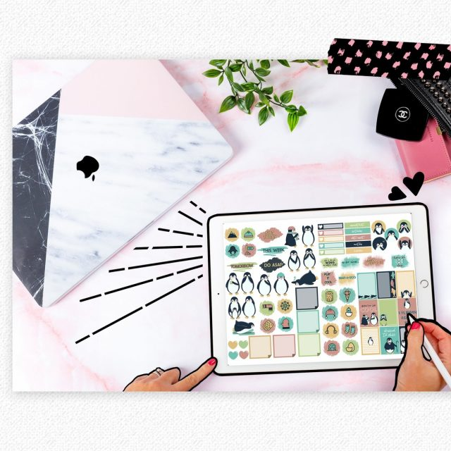 3 ways to personalize your Digital Planner:  ⚡️ create, purchase, or curate a sticker kit that speaks your style ⚡️ add digital washie tapes and other fun elements to make your planner your own ⚡️ add or remove planner pages so you can maximize your planner __  #studygram #paperlessplanner #digitalnotebook #digitalplannergirl #digitalnotes #digiplan #digiplanning #planningpage #digitalplannerpage #ipadproplanner #digitalbujo #digitalbulletjournal #goalgetter #digitalplanningaddicts #digitalplanningteam #happydigitalplanning #goodnotes5 #planwithme #plannerstickers #plannergirl #plannerjunkie #procreatelettering #plannerobsessed #plannerbabe #procreateart #illustration #makearteveryday #etsyshop #shopsmall #smallbusinessowner